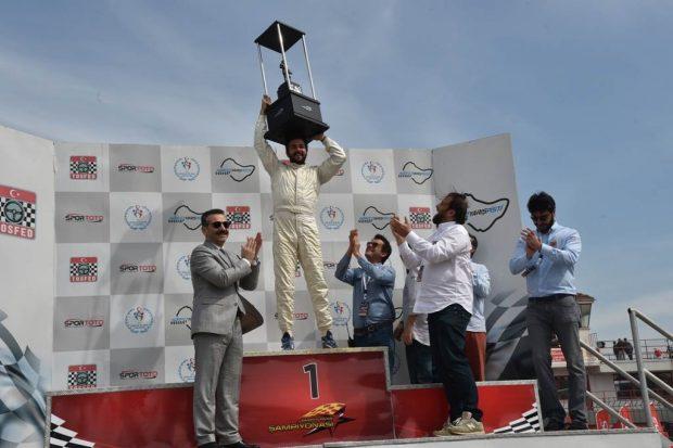 Otomobil Sporları Federasyonu 'Şampiyonlar Şampiyonası' Yapıldı