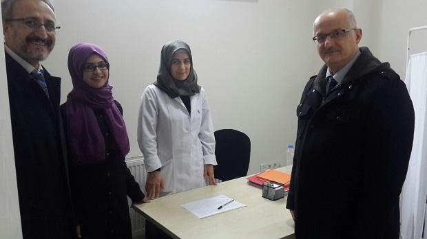 Göçmen Sağlığı Merkezi Hizmet Vermeye Başladı