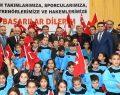 Çayırova Şehit Er Mücahit Okur İmam Hatip Lisesi Spor Salonunun tanıtımı yapıldı