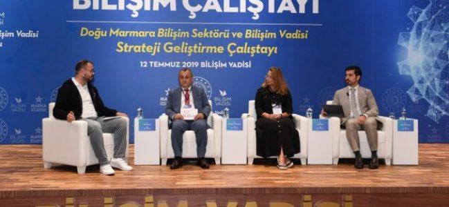 """""""Doğu Marmara Bilişim Sektörü ve Bilişim Vadisi Strateji Geliştirme Çalıştayı"""""""