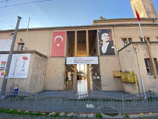 """""""Vali Yavuz Halkevi binasında talimatı bizzat verdi"""""""