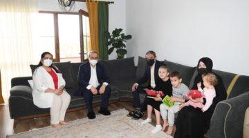 Çayırova 'ya Gönülden Gönüle Ziyareti