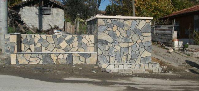 Su depoları köylerin hizmetinde