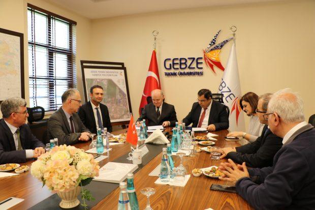 THK Üniversitesi ve GTÜ birlikte çalışacak