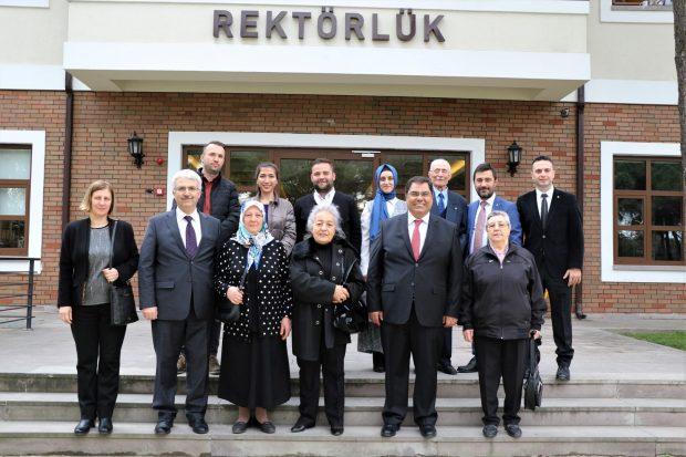 GTÜ Huzurevi Sakinlerine Kapılarını Açtı