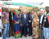 """Gebze'de """"12.Uluslararası Öğrenci Buluşması"""" Gerçekleştirildi"""