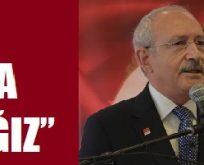 CHP Genel Başkanı Kılıçdaroğlu,Kocaeli'ye geldi.