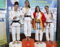 Judocular, Avrupa ve Balkanlar'dan madalya ile döndüler