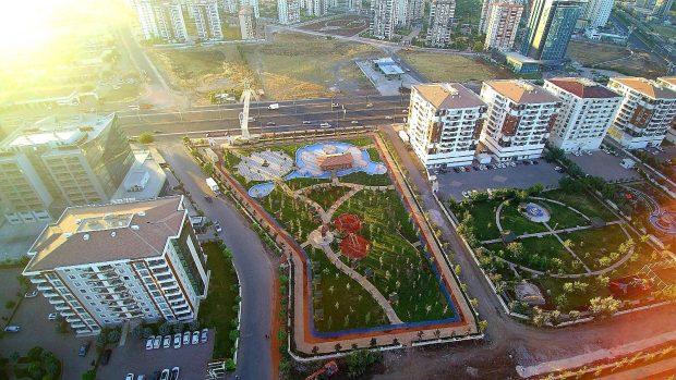 Diyarbakır'a ''Kardeşlik Parkı''