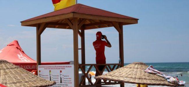 Vatandaş tatilde KOSKEM görev başında
