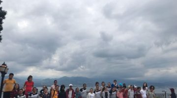 Özel öğrenciler İzmit'i gezdi