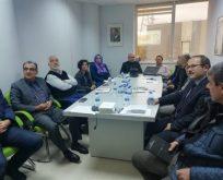 SEDAŞ'ta TAMP Toplantısı