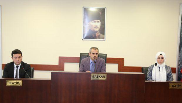 Çayırova'da Mayıs meclisi tamamlandı