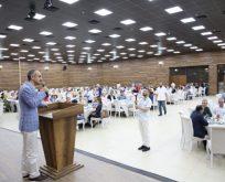Belediye Kadrosu İftarda Buluştu