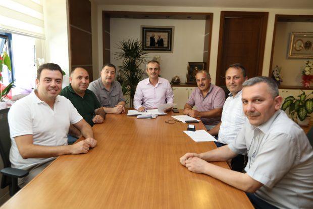 Çayırova'da Toplu İş Sözleşmesi İmzalandı