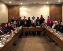 AK Kadınların eylem planı hazır
