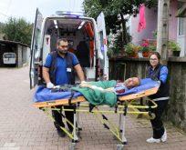''Hasta Nakil Hizmeti'' yüzleri güldürüyor