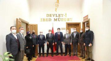 AK Parti Darıca ziyaretlerini sürdürüyor