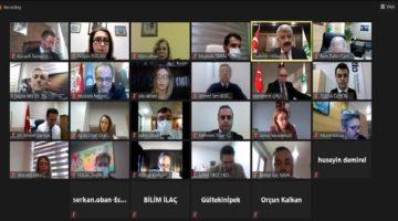 """""""İlaç Sektörü Türkiye"""" toplantısı gerçekleştirildi"""