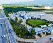 Cengiz Topel havalimanı Şubat'ta 4.441 yolcuya hizmet verdi