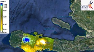 GTÜ Akademisyenleri Haiti Depremini Haritaladı