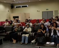 Seka Devlet Hastanesi personeline işaret dili eğitimi