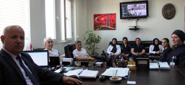 Darıca Farabi'de Farkındalık Oluşturacak Toplantılar