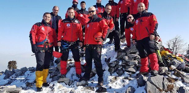 '2018 Kış Arama Kurtarma Tatbikatı'