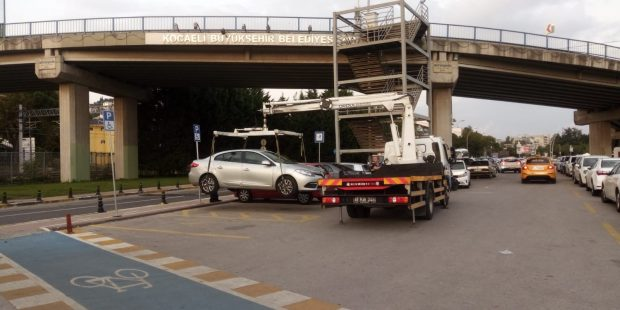 Engelli Araç Park yerlerini işgale ceza!