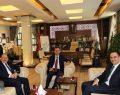 SEDAŞ Yöneticilerinden Rektör Görgün'e Tebrik Ziyareti