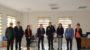 Kadına Yönelik Şiddetle Mücadele Koordinasyon toplantısı yapıldı