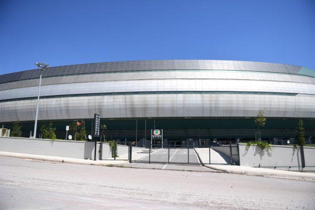 Kocaeli Stadyumunda inceleme