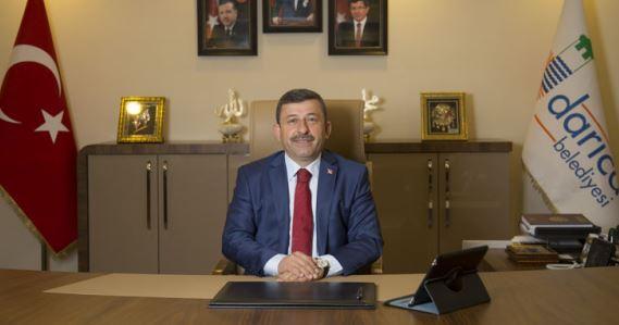 Şükrü Karabacak'ın Miraç Kandili Mesajı