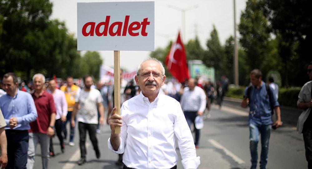 Kılıçdaroğlu Yeni Bir Yürüyüş Başlatıyor!