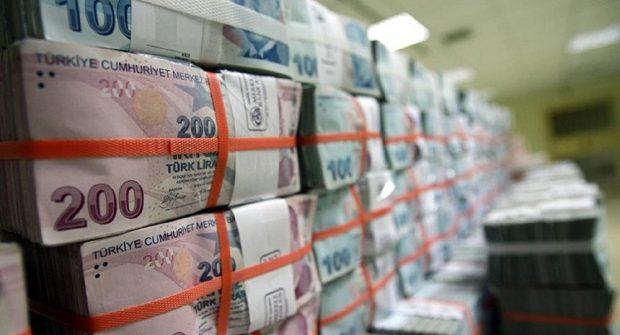 5 partiye 670 milyon lira