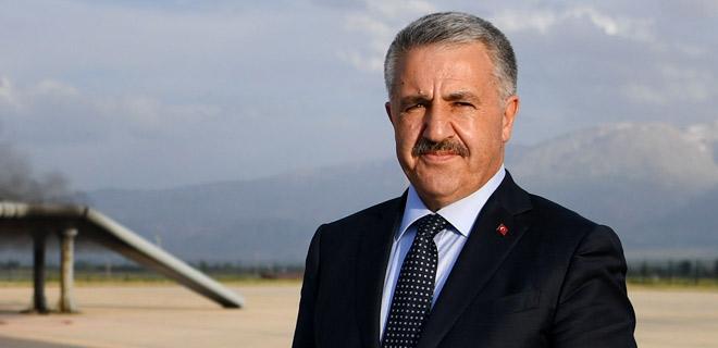 Ulaştırma Bakanı Arslan Kocaeli'ye Geliyor