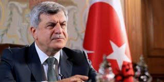 Büyükşehir Belediye Başkanı Karaosmanoğlu'ndan Yeni yıl mesajı