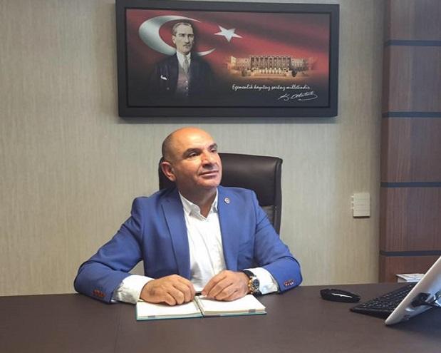 """Tarhan """"Çanakkale Zaferi, Milletimizin bağımsızlığa olan aşkının en önemli sembollerinden biridir"""""""