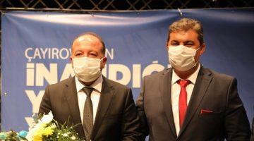 Servet Günay AK Parti Çayırova İlçe Başkanı Oldu
