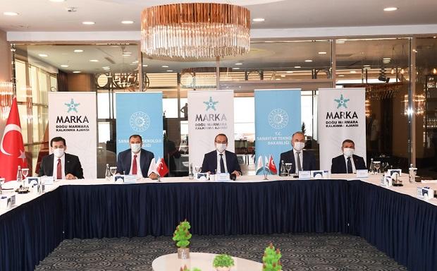 MARKA Toplantısı Vali Yavuz Başkanlığında Yapıldı