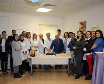 14 Mart Tıp Bayramını Kutladılar