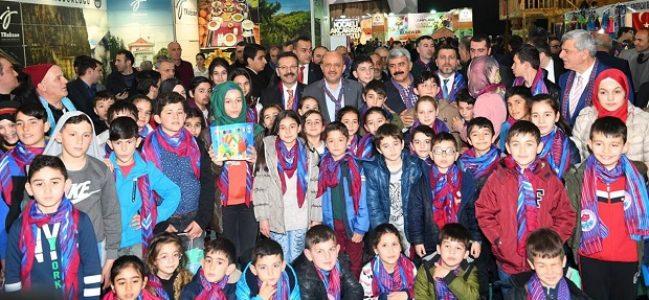 Başbakan Yardımcısı Işık, Trabzon Tanıtım Günlerinde