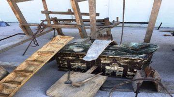Köy Müzesi'ne Malzeme Yağıyor