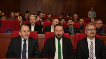 """""""Atatürk İzmit Meclisi'nde"""" paneline yoğun katılım."""