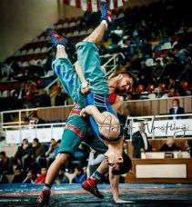 İzmitli Güreşçi Dünya Üçüncüsü Oldu
