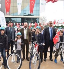 İzmit'te Bisiklet Bayramı