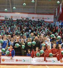 İzmit'te Basketbol Bayramı