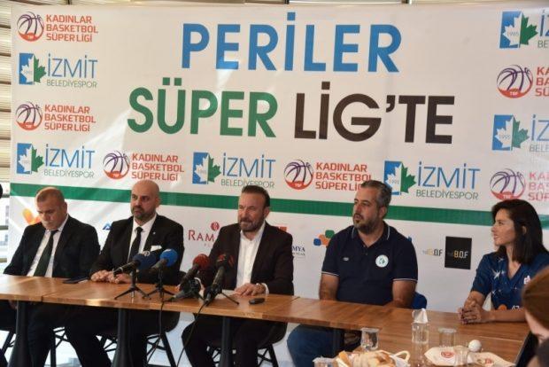 Kocaeli'yi Süper Lig'de temsil edecekler