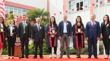 MB Derince Anadolu Öğrencileri Kep Attı