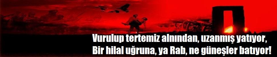 18 Mart Çanakkale Zaferi'nin 103.Yılında Şehitlerimizi Rahmetle Anıyoruz.